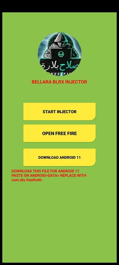 Screenshot of Bellara Blrx Download