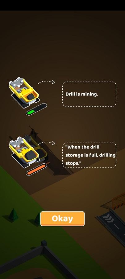 Screenshot of Coal Mining INC Apk
