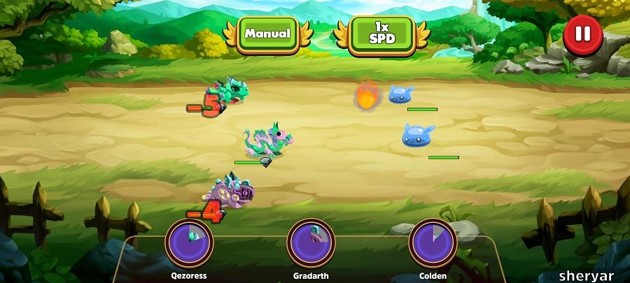 Screenshot of Dragonary Apk Download