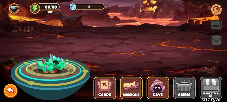 Screenshot of Dragonary Apk