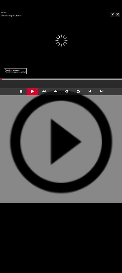 Screenshot of ForkPlayer Download