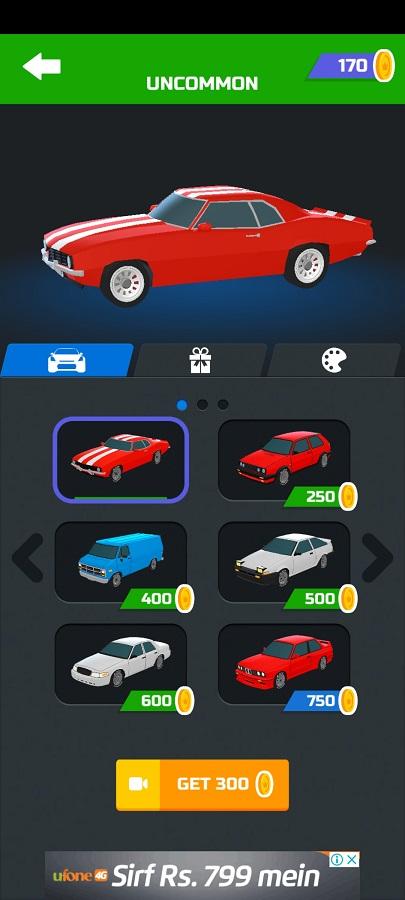 Screenshot of Hyper Drift Android