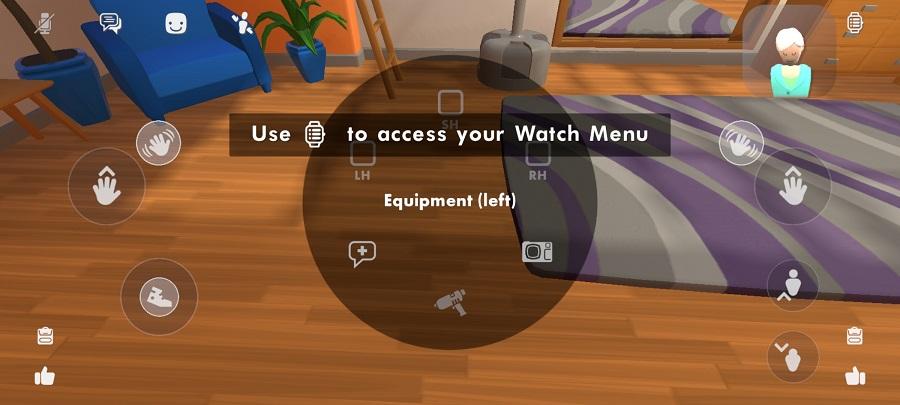 Screenshot of REC Room 2021