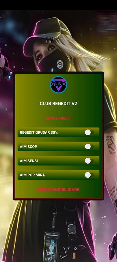 Screenshot of REGEDIT APELONA Download