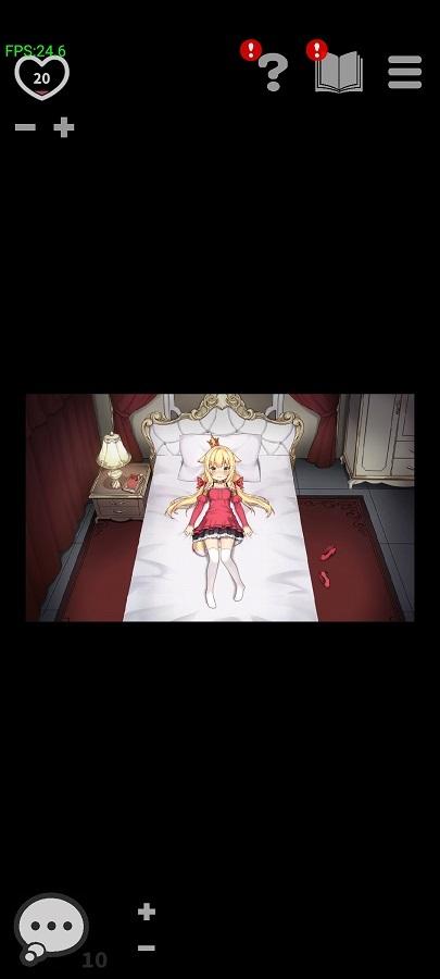Screenshot of The Dog Princess Gameplay