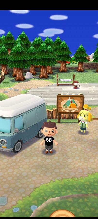 Screenshot of Ankha Zone Animal Crossing