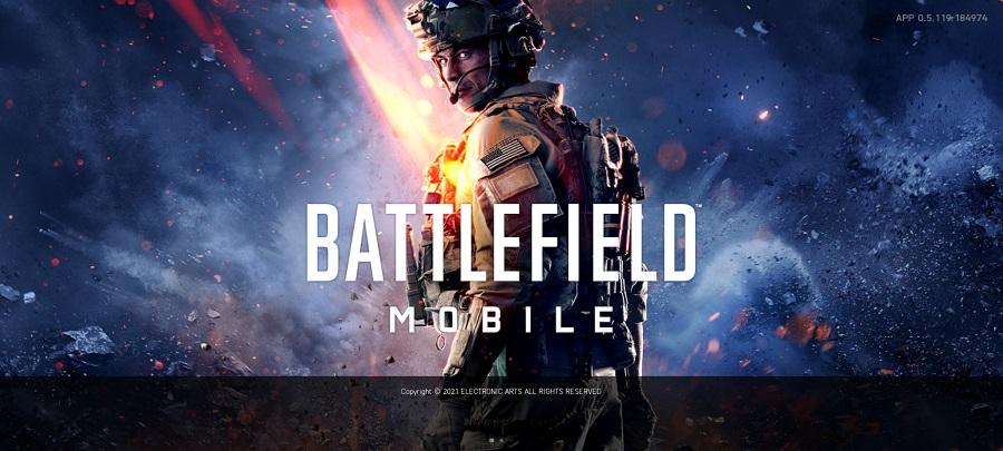 Skermkiekie van BattleField Mobile