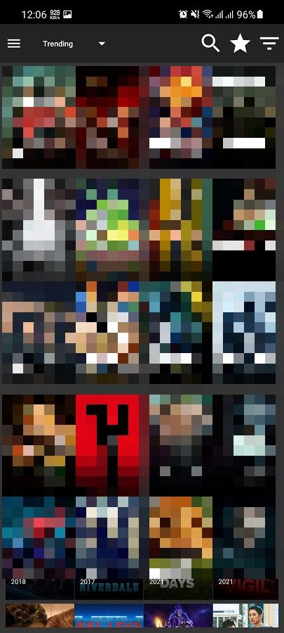 Screenshot of Flixoid Download