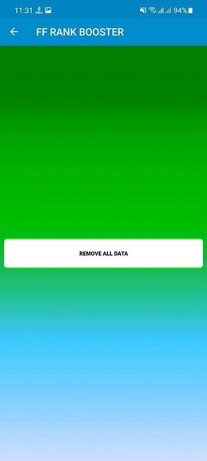 Screenshot of Rank Booster FF Apk Download