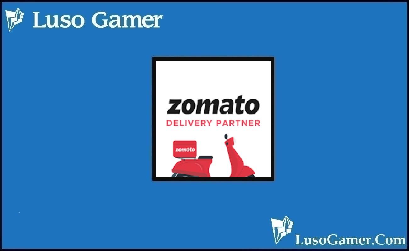 Zomato Delivery Partner