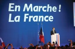 Emmanuel Macron- António Borga