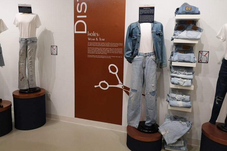 Denim museum of Oakville