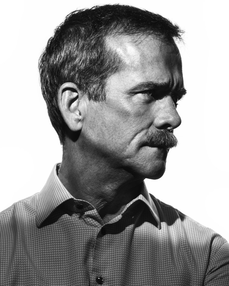 Col. Chris Hadfield