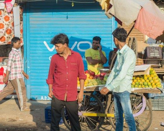 3 men in Mumbai