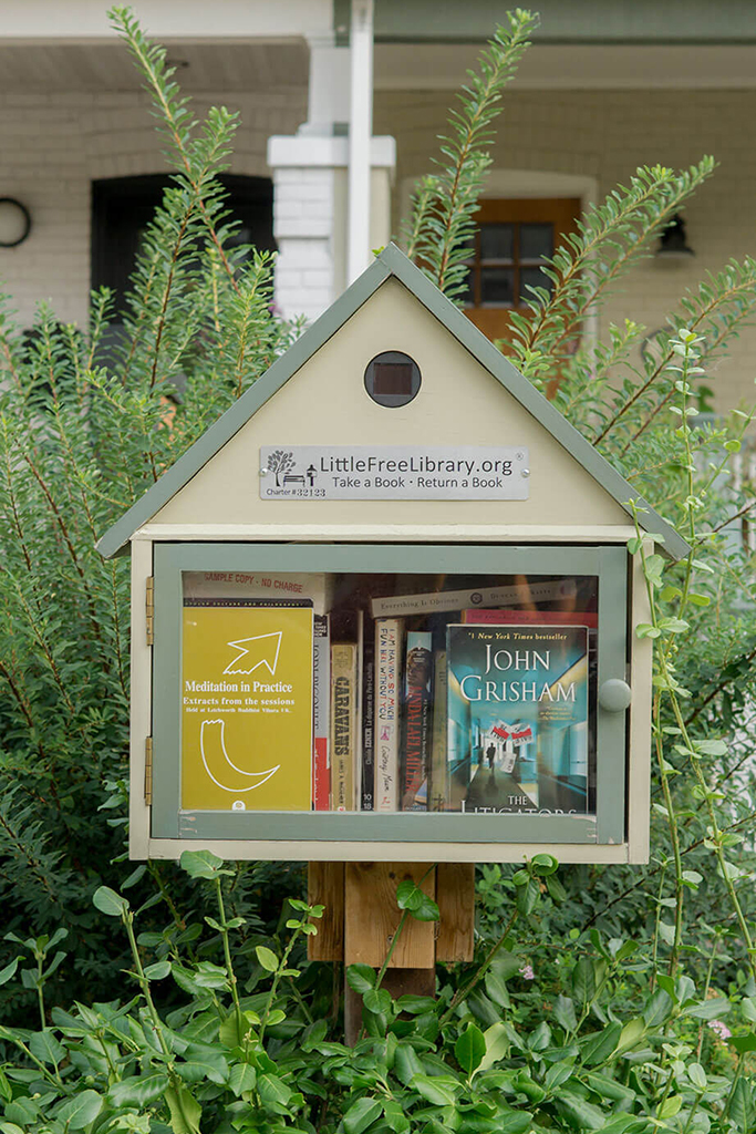 BROADVIEW NORTH LITTLE LIBRARY