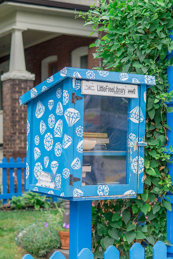 PARKDALE Little Library