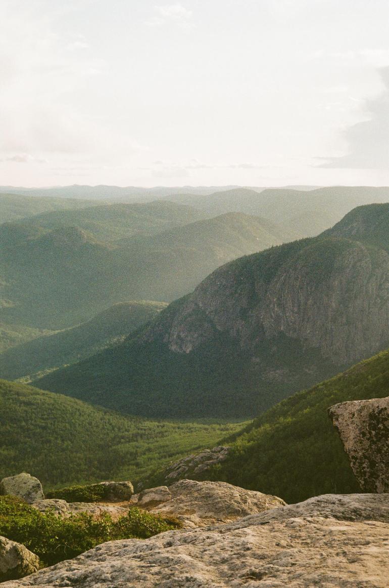 Quebec mountains