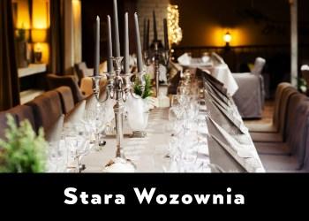 Stara Wozownia Lusowo