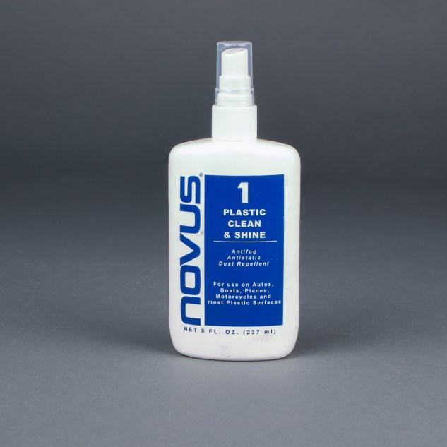 Novus Plastic Polish No. 1 Plastic Clean and Shine 8oz