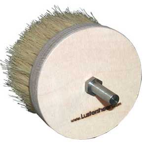 Wax Polisher Brushes / the Burnisher / the Pine Brush