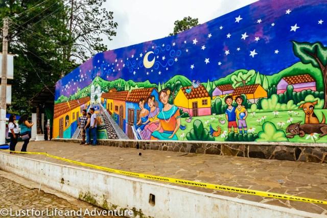 Ataco, El Salvador