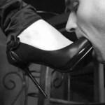 high heels foot fetish humiliation