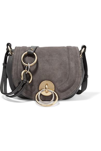 diane-von-furstenberg-love-power-textured-leather-and-suede-shoulder-bag