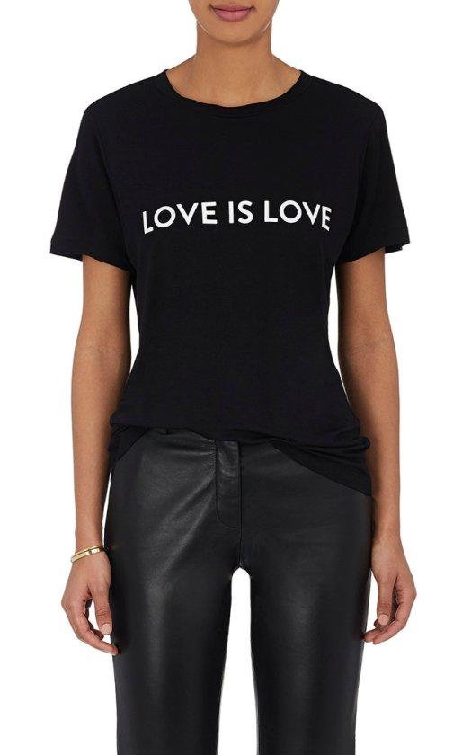 Prabal Gurung Love Is Love T-Shirt