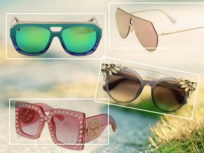 Catching Rays: Spring 2017 Sunglasses Trends