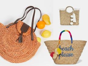 Wicker Wonder: Straw Totes are the Newest 'It' Bag