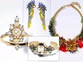 Amazing Accouterments: New Jewelry at Banana Republic