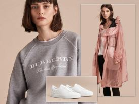 'It' Girl Status: Burberry's Millennial Makeover