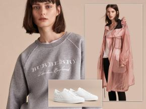 'It' Girl Status: Burberry's Millennial Makeover