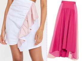 The New Romantics: Ultra Feminine Skirts