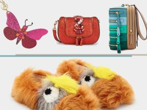 Off-Beat Chic: Quirky Accessories from Anya Hindmarch