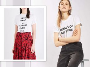 Get Political: Designer Messages For The Fall