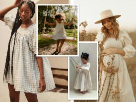 Just Like Mom: Dreamy Dresses for You and Your Mini