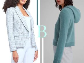 Smartly Dressed: How to Layer a Blazer WFH Style