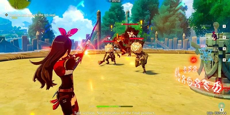 Descargar Genshin Impact Para Pc Gratis