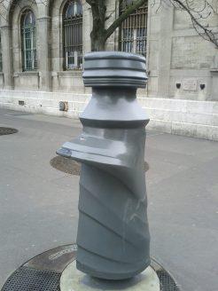fontaine millénaire (face)