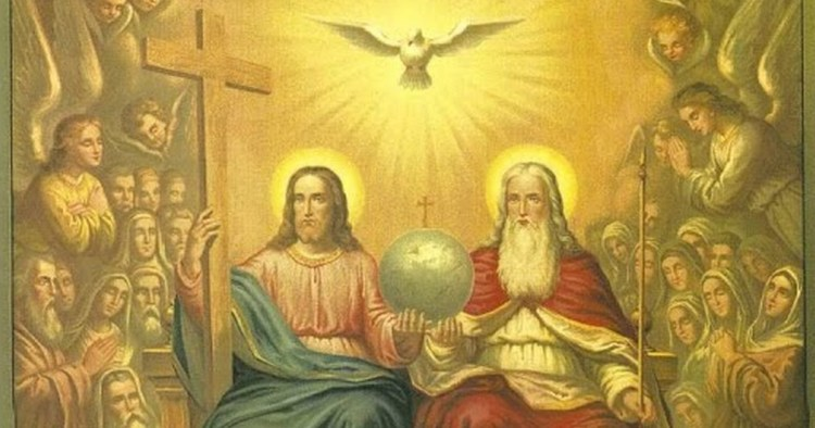 For Us: Sits at the right hand of God the Father Almighty – Lutheran