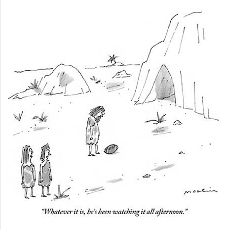 Michael Maslin, from the New Yorker. My sentiments exactly.