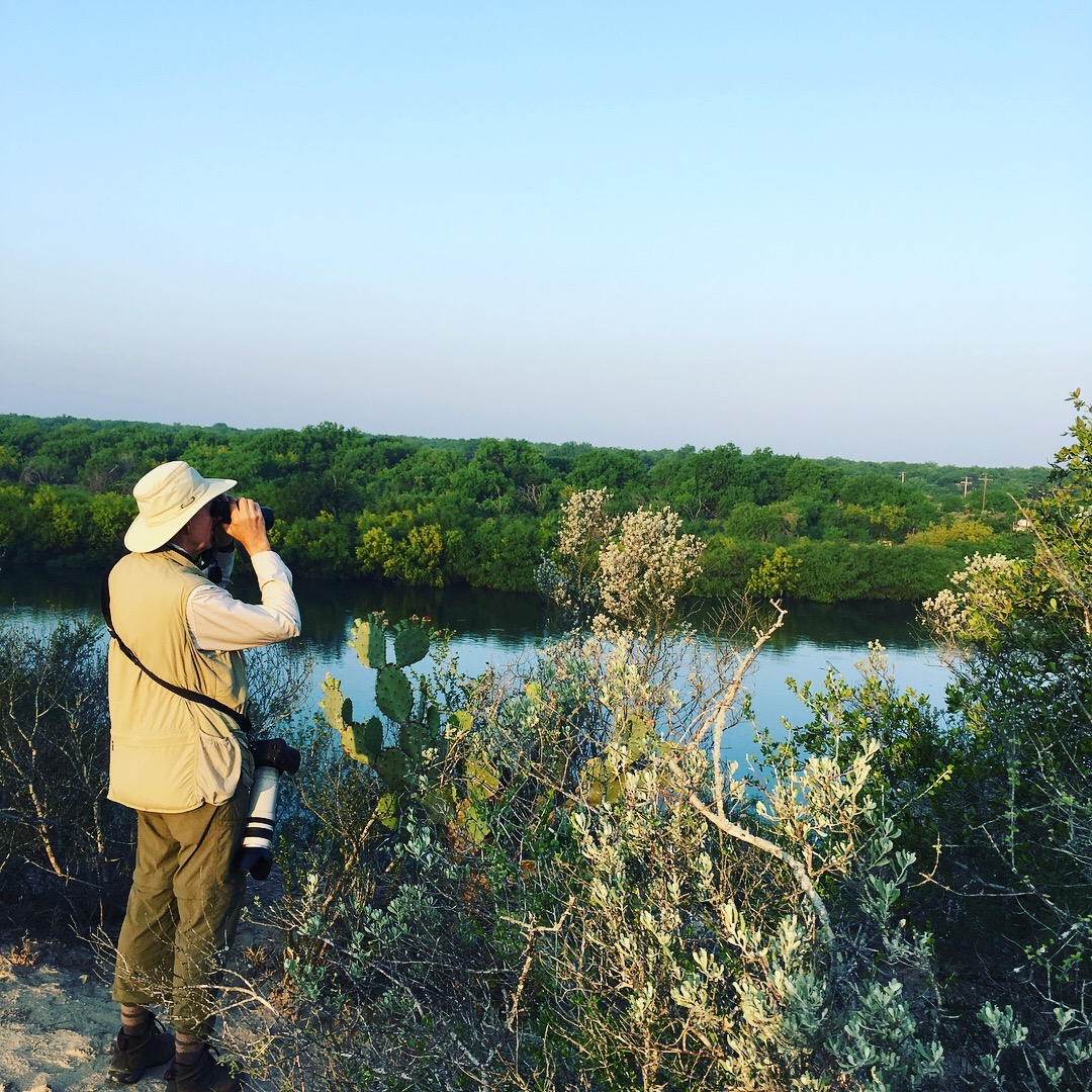 Along the Rio Grande with the Birder Patrol