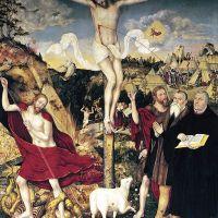 """""""Hic gaudet mors sucurrere vitae."""" Jesus Christus, der Tod und meine Stellvertretung"""