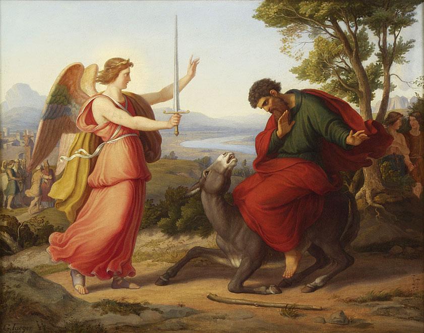 Vom weihnachtlichen und österlichen Esel - über störrige und sperrige Texte anhand von Luther 2017