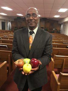Pastor Dwight Guy