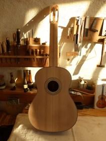 Guitare Engelbrecht 8