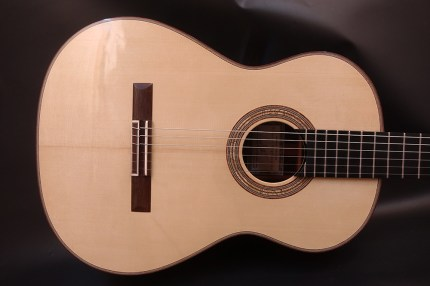 Guitare classique Engelbrecht n°107 epicea