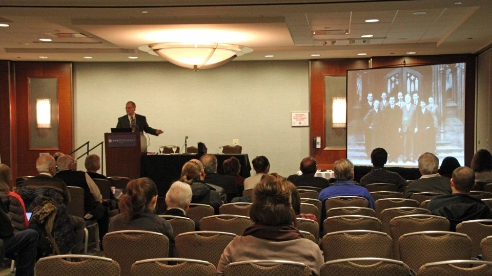 AAAS 2014 Annual Meeting features talks on science, religion, and modern physicists