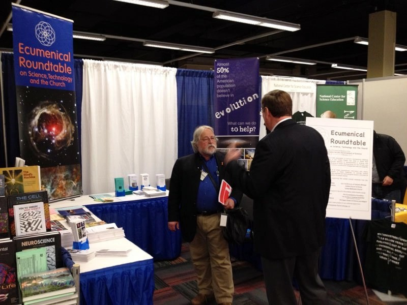 Ecumenical Roundtable represented at AAAS